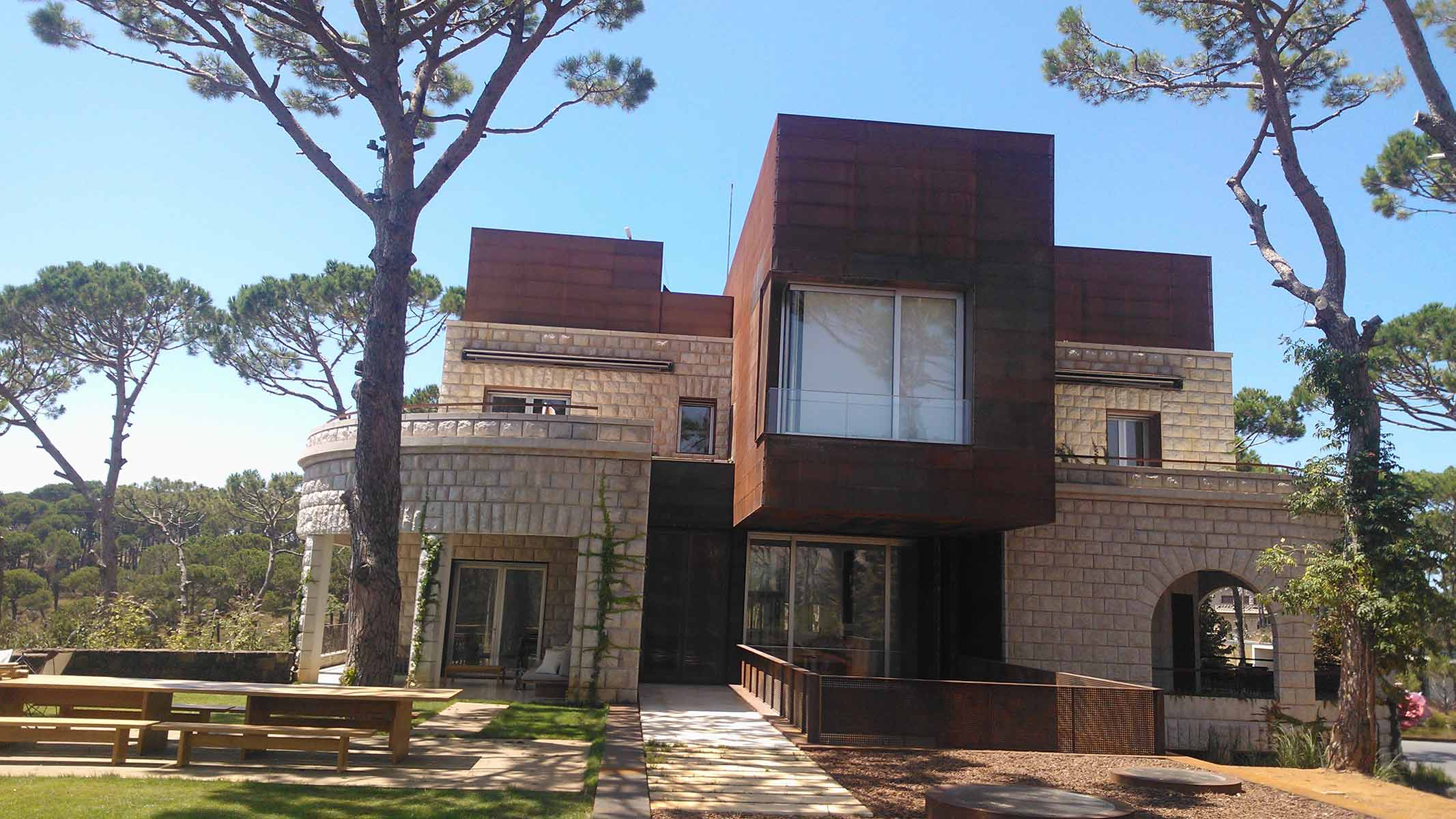 B2b villa lebanon - Libanese villa ...